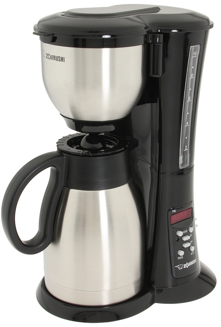 Zojirushi EC-BD15BA Fresh Brew Thermal Carafe Coffee Maker