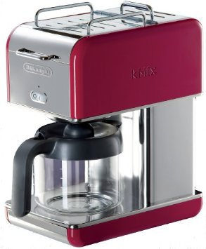 DeLonghi Coffee Maker - DeLonghi Kmix Drip Coffee maker Top Review.